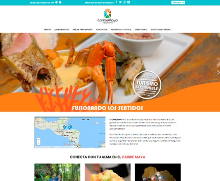 Website-destino